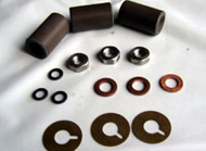 Comet Piston Kit 18MM